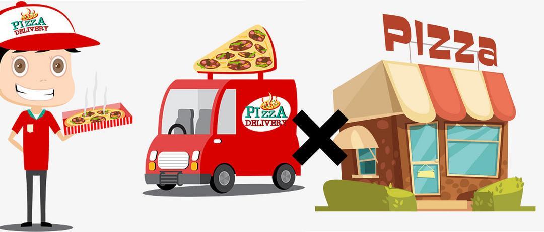Pizzaria Classica, Delivery ou os dois? Qual é o melhor pra mim?