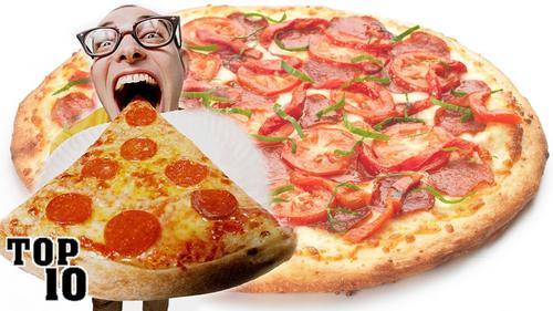 Conheça os 10 sabores de pizza mais adorados pelos brasileiros
