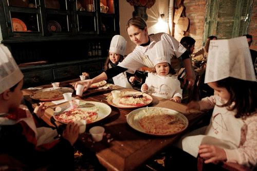 Como atrair a criançada para pizzaria nas férias? (parte 1)
