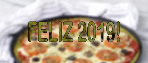 Ano novo, vida nova, rotina nova. Veja as 12 metas a cumprir para alavancar sua pizzaria em 2019